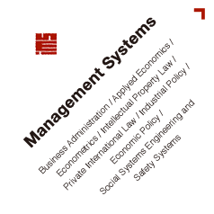 Management Systems | Business Administration / Applyed Economics / Econometrics / Intellectual Property Law / Private International Law / Industrial Policy / Economic Policy / Social Systems Engineering and Safety Systems